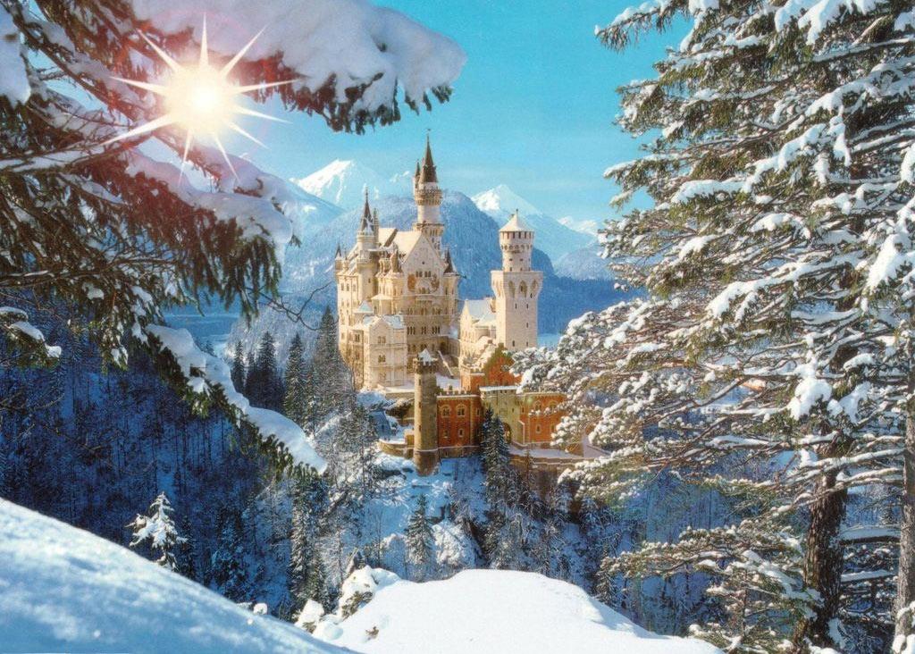 Lâu đài Neuschwanstein, Đức