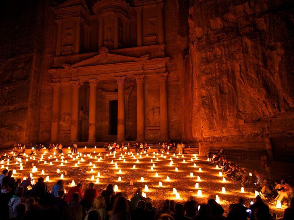 Thành phố Petra, Jordan