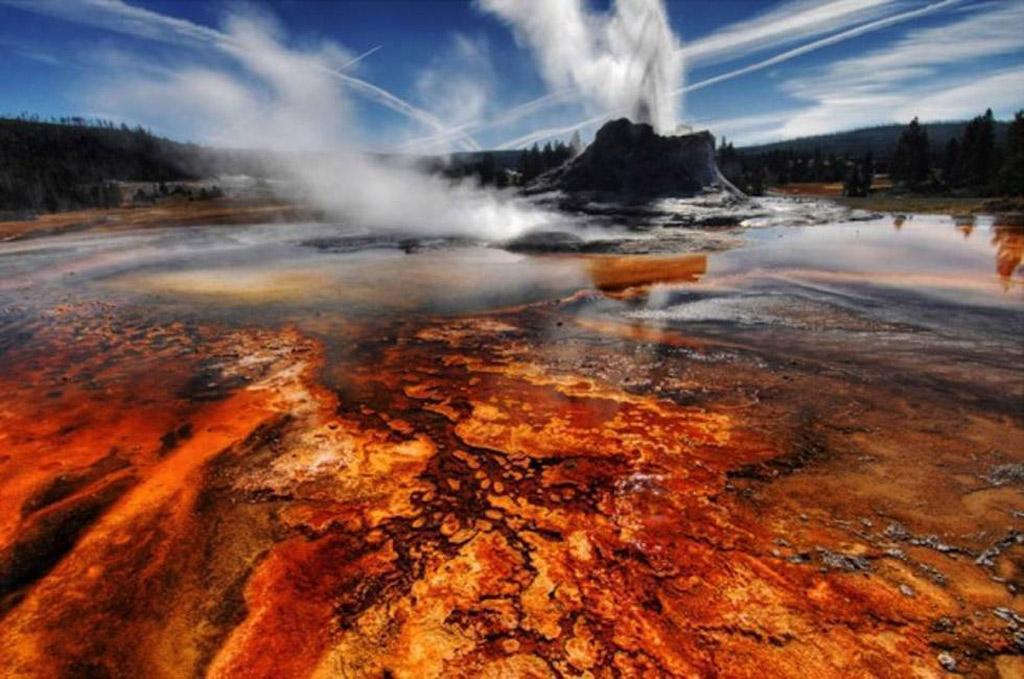 Công viên quốc gia Yellowstone, Wyoming, Hoa Kỳ