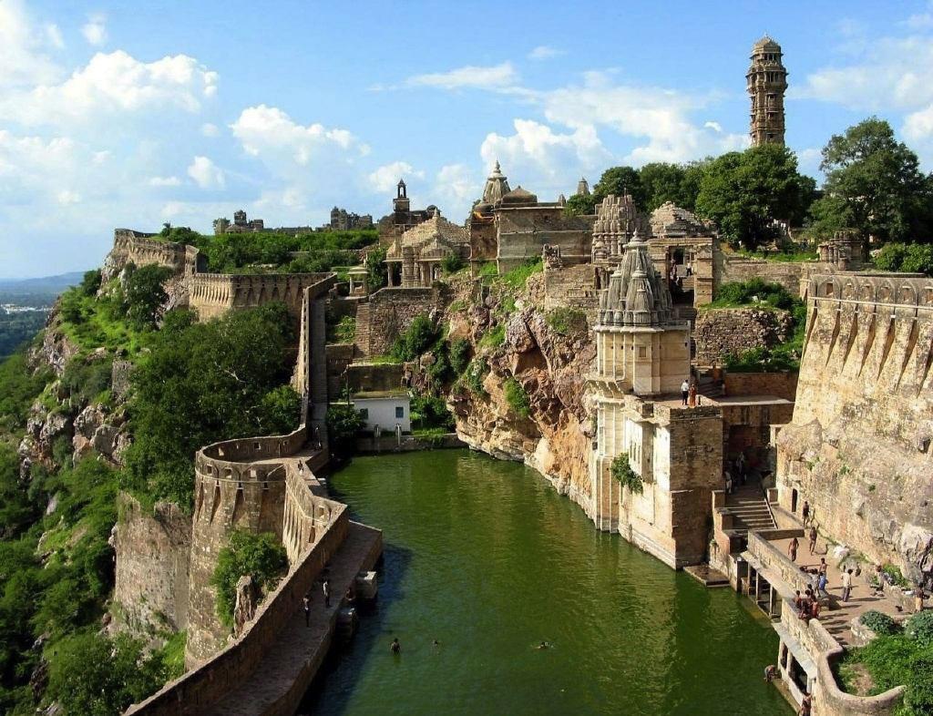 Pháo đài Chittaurgarh, Ấn Độ