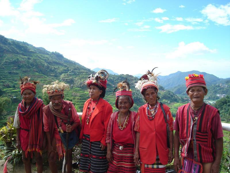 Người dân tộc Ifugao