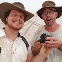 Phát hiện thiên thạch 4,5 tỉ năm tuổi ở Úc