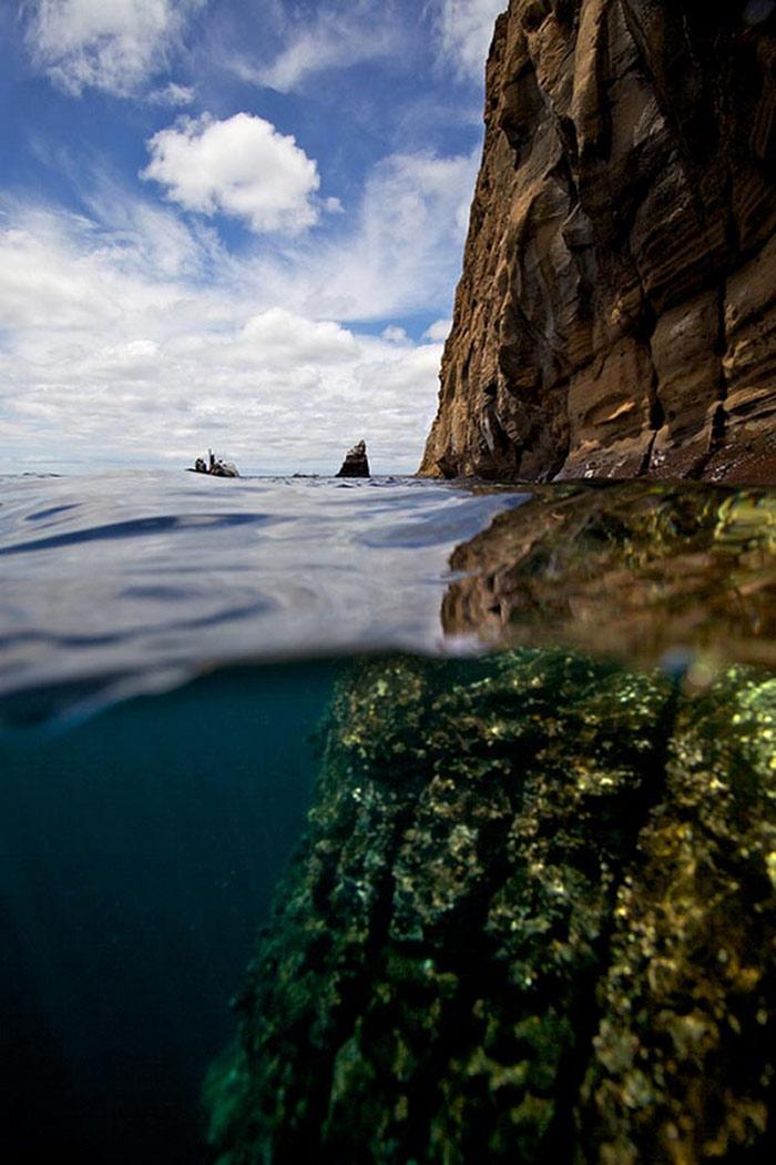 Split View, chia đôi màn hình, quần đảo Galapagos