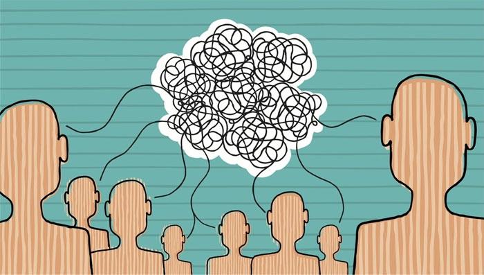 Minh họa cho Common Sense - kiến thức từ những hiểu biết chung.