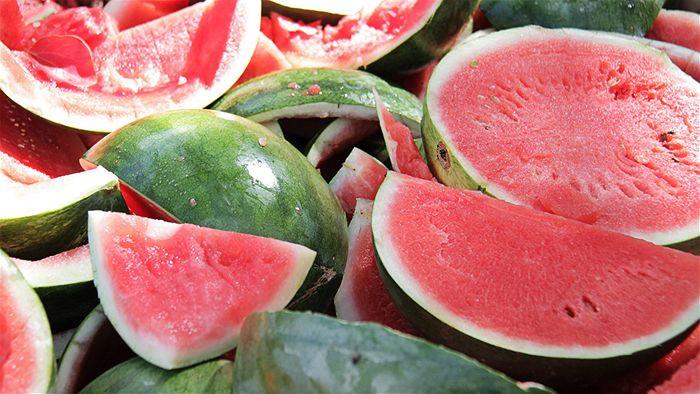 Những trái dưa hấu căng mọng sẽ là nhân vật chính trong lễ hội này.