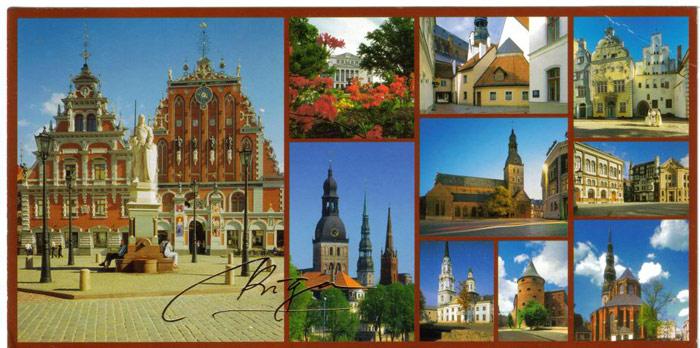 Trung tâm lịch sử Riga