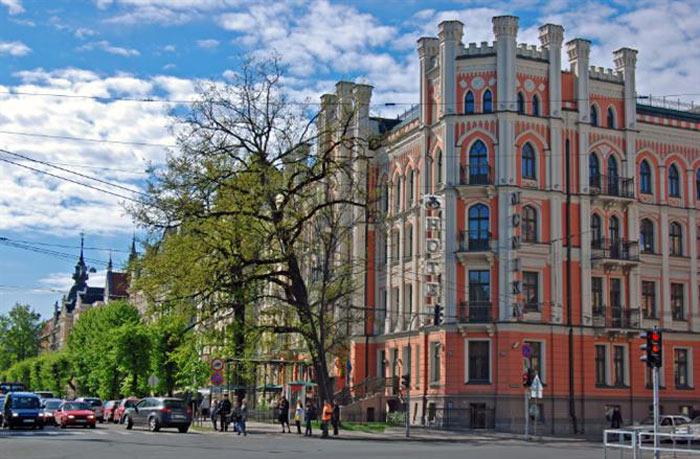 Trung tâm lịch sử Riga của Latvia được Unesco là Di sản văn hóa 1997