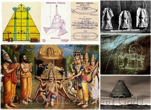 UFO đã ghé thăm Trái Đất 6000 năm trước.