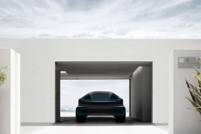 Theo Faraday Future chiếc xe sẽ được bán ra vào năm 2020.