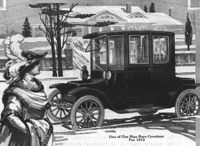 Các hãng sản xuất xe hơi chạy điện dành được nhiều thành công vào những năm 1920, nhưng sản lượng của xe điện đạt đỉnh điểm vào năm 1912.