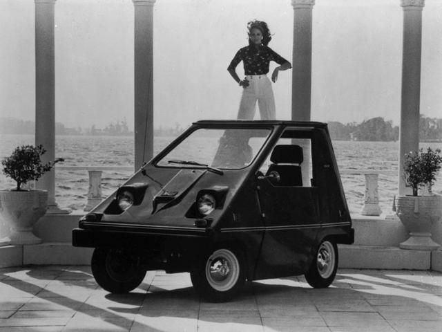CitiCars trở thành mẫu xe điện được sản xuất nhiều nhất tại Mỹ trong những năm 1970.