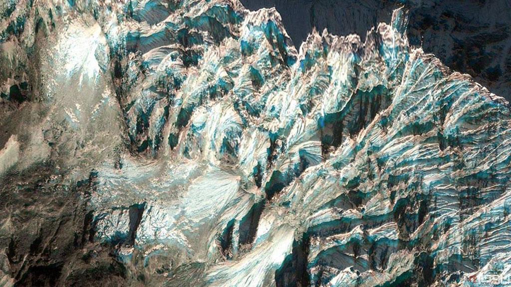 Khu vực làng Chaurikharka, Nepal - điểm dừng chân của du khách trước khi chuẩn bị chinh phục đỉnh Everest.