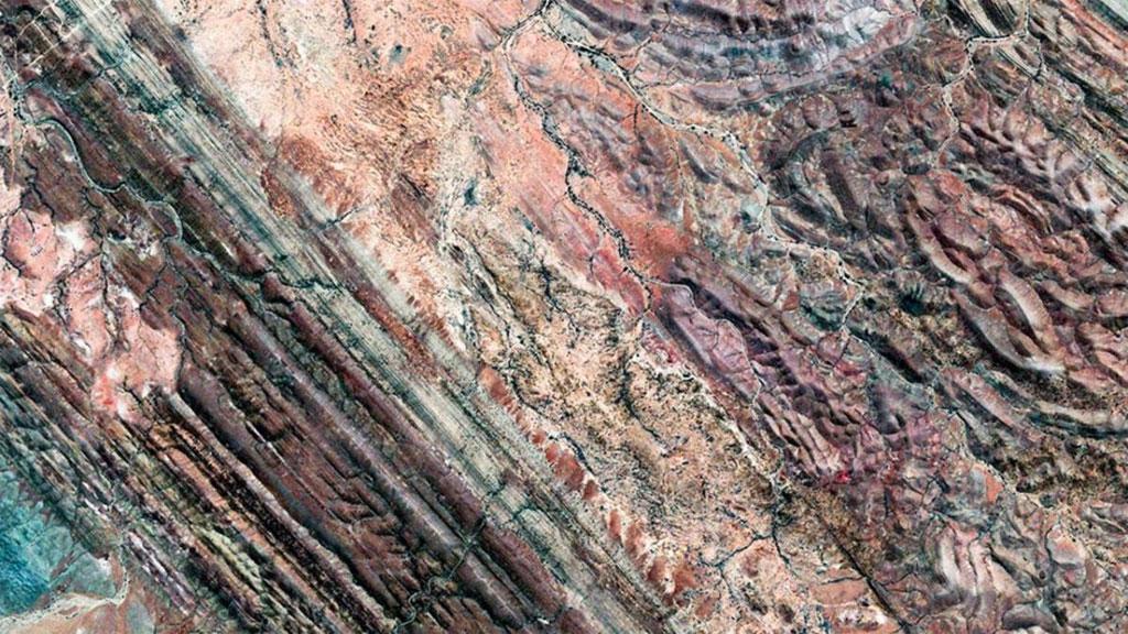 Mỏ đá quý hẻo lánh cách thành phố Adelaide, Australia khoảng 600 km về phía nam