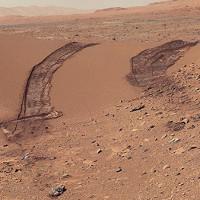 Tìm được cách tạo ra bê tông bằng vật liệu trên sao Hỏa