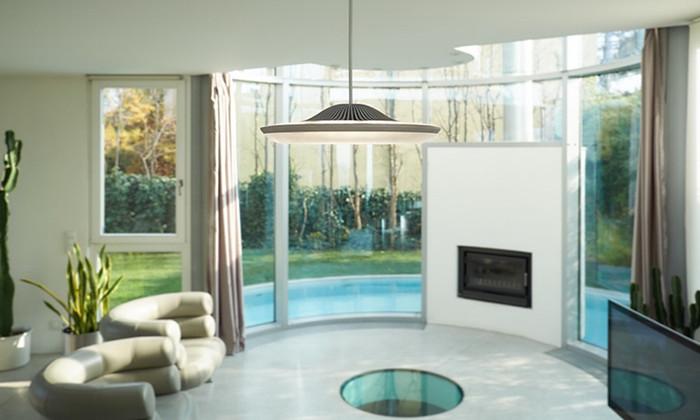 Fluxo sẽ tự động tắt đèn để tiết kiệm năng lượng và bảo vệ môi trường.