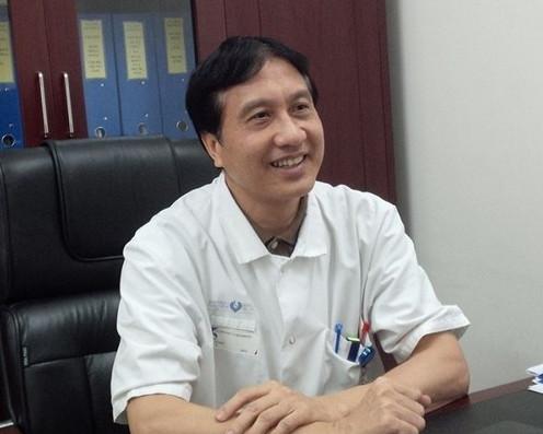 GS.TS Trịnh Hồng Sơn, Phó Giám đốc Bệnh viện Việt Đức, Giám đốc Trung tâm điều phối ghép tạng Quốc gia.