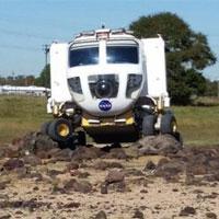 Đây là chiếc xe 6,5 tấn mà NASA sẽ sử dụng để di chuyển trên Sao Hỏa