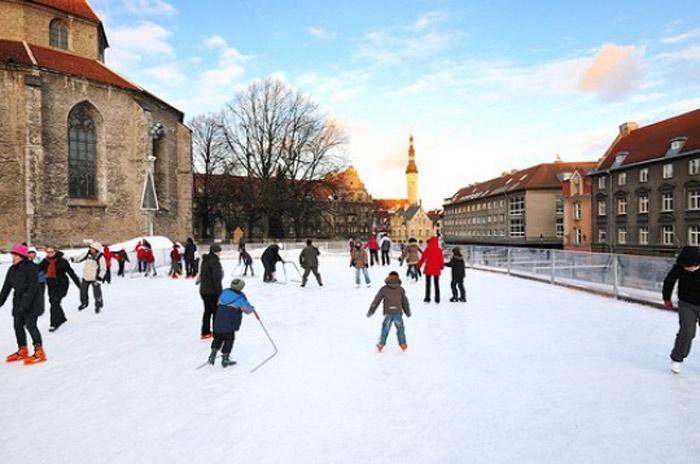 Tallinn có lịch sử dài với nhiều dấu ấn quan trọng