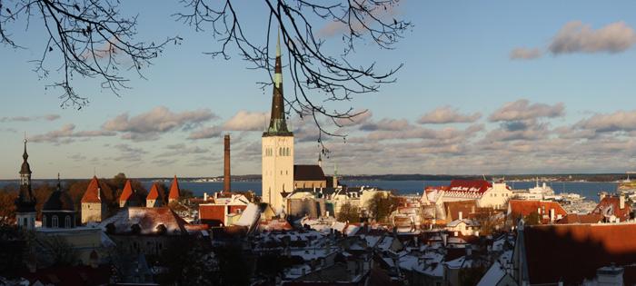 Tallinn là thành phố lớn nhất, đồng thời là thủ đô của nước cộng hòa Estonia.