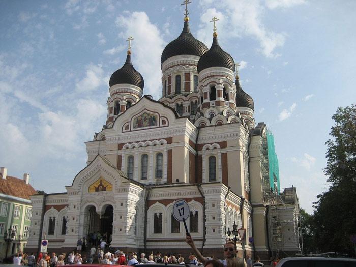 Những công trình ở đây hầu hết được xây dựng từ thời trung cổ