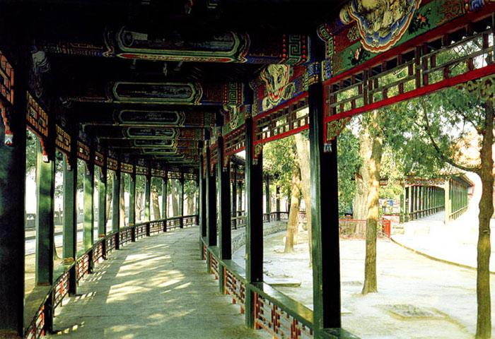 Di Hòa Viên – được xem là cái nôi của nghệ thuật hoa viên Trung Quốc.