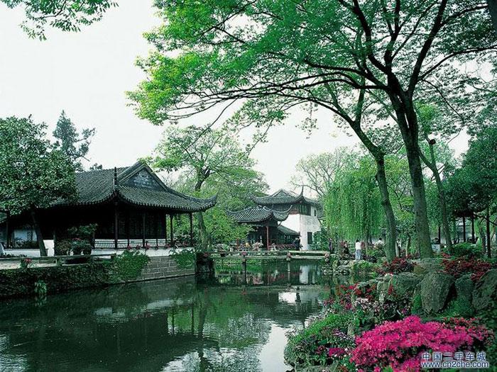 Di Hòa Viên của Trung Quốc được công nhận là Di sản Văn hóa Thế giới năm 1998.