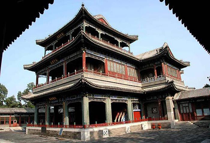 Vẻ đẹp hoa lệ của Di Hòa Viên - cung điện mùa hè nổi tiếng tại trung Quốc