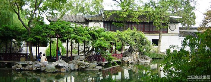 Di Hòa Viên nổi tiếng bởi nghệ thuật lâm viên truyền thống của Trung Quốc.