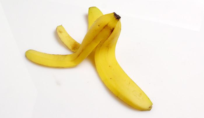 Vỏ một quả chuối có thể cung cấp thêm 12% lượng chất xơ hàng ngày.