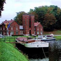Âu tàu Canal du Centre - Di sản văn hóa thế giới tại Bỉ