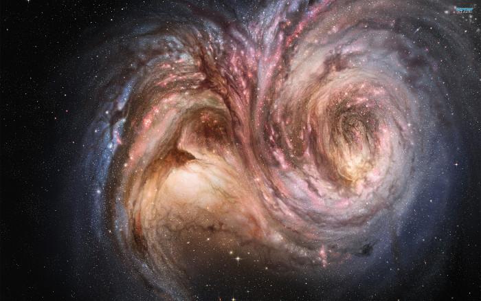 Cụm thiên hà khổng lồ nặng gấp 500 tỷ tỷ lần Mặt Trời.