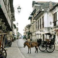 Thị trấn lịch sử Vigan