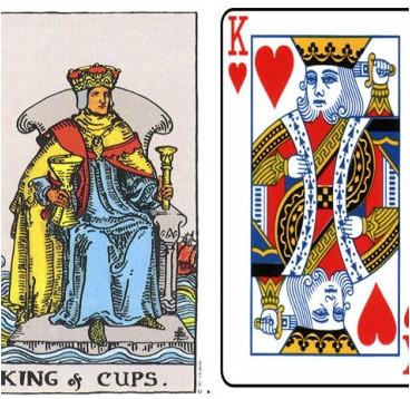 Nhiều người biết bộ bài tây ngày nay có nguồn gốc từ bài Tarot thời trung cổ, nhưng nhiều người không biết rằng lá K cơ đã tự sát từ khoảng năm 1680.