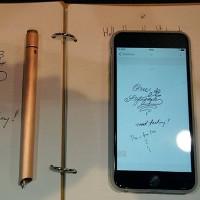 Chiếc bút ghi nhớ mọi thứ bạn viết lên giấy