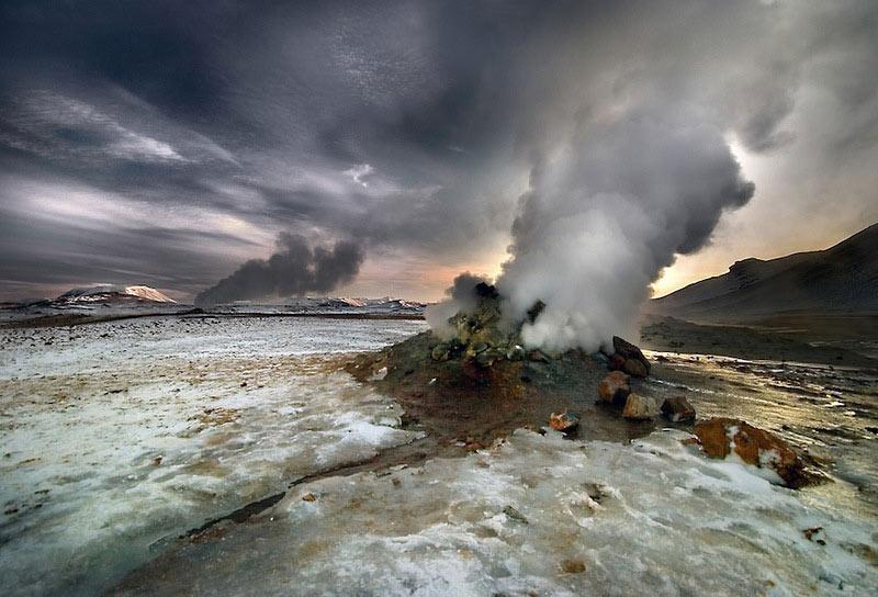 Namaskaro, Iceland