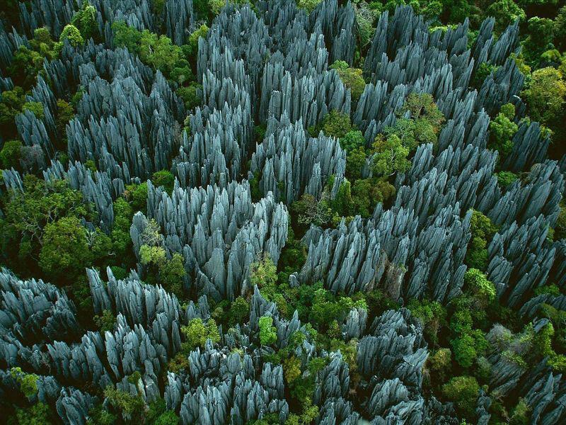 Công viên quốc gia Tsingy de Bemaraha, Madagascar