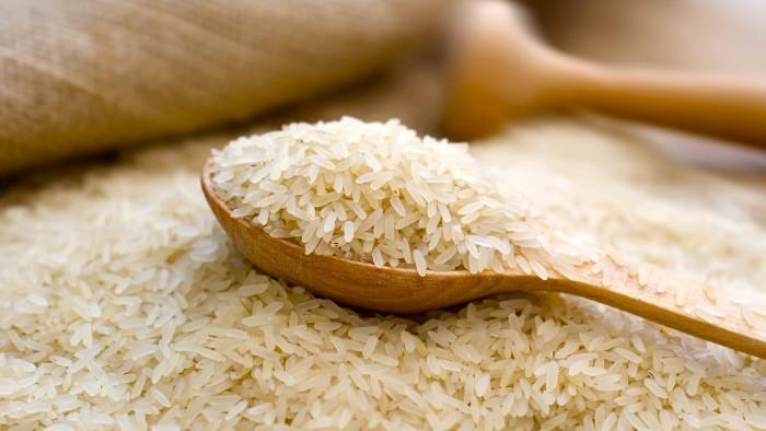 Tinh bột chứa trong gạo được chia thành hai loại.