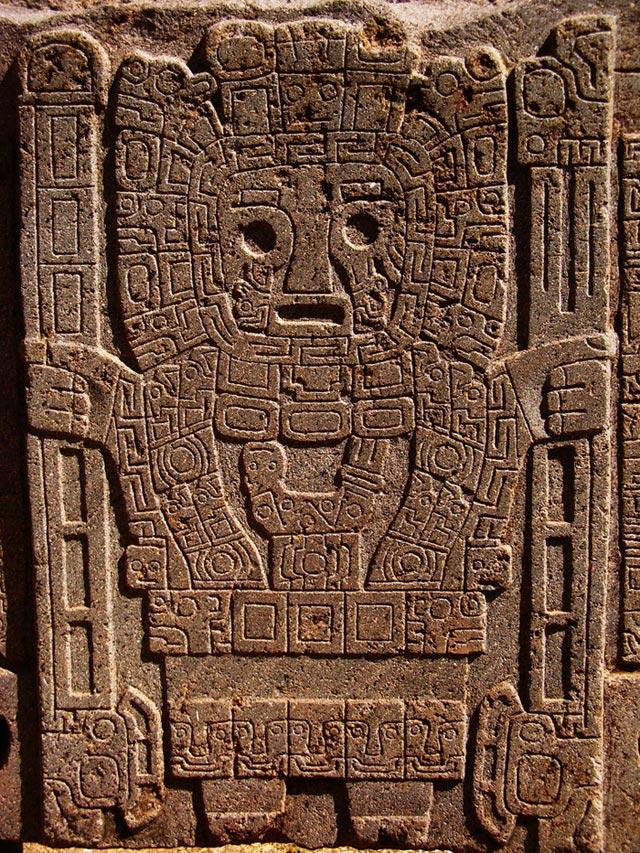Đế chế Tiwanaku hùng mạnh đã xây dựng nhiều công trinh kiến trúc có giá trị cao cả về nghệ thuật lẫn tính năng sử dụng.