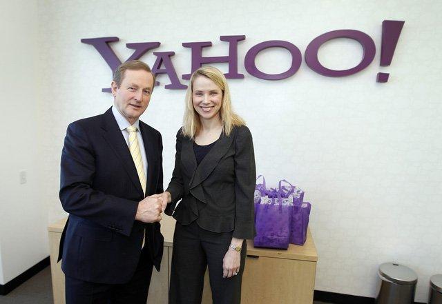 Quản lý phát triển kinh doanh của Yahoo làm cho mức thu nhập trung bình của quốc gia tăng lên 2%.