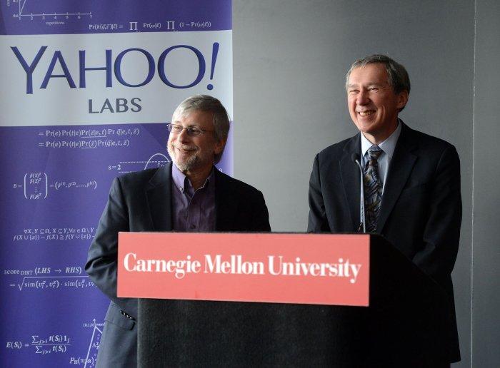 Các nhà nghiên cứu khoa học của Yahoo chủ yếu làm việc tại Yahoo Labs