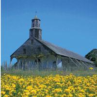 Các nhà thờ ở Chiloé - Di sản văn hóa thế giới tại Chile