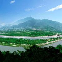 Núi Thanh Thành và công trình thủy lợi Đô Giang Yến