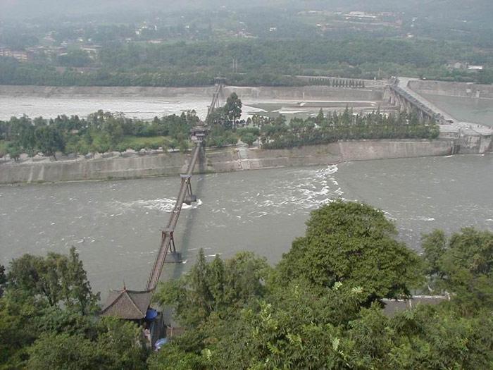 Lý Binh một viên quan thời Tần đã áp dụng kiến thức khoa học để tạo nên một công trình thủy lợi nổi tiếng thế giới