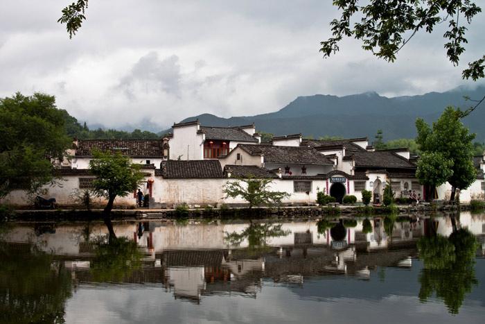 Thôn Tây Đệ nằm tại huyện Y, thành phố Hoàng Sơn, phía Nam tỉnh An Huy Trung Quốc.
