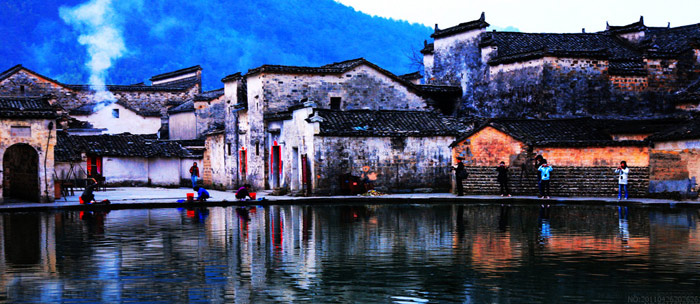 Tây Đệ và Hoành Thôn đã phản ánh cơ bản cách tổ chức, cơ cấu nền kinh tế xã hội dưới một thời kỳ ổn định lâu dài của lịch sử Trung Hoa.