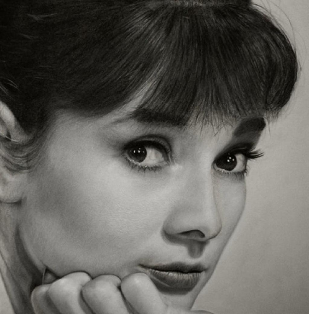 Nữ diễn viên nổi tiếng Audrey Hepburn