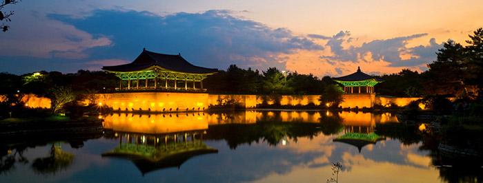 Gyeongju, kinh đô của Hàn Quốc ở triều đại Silla