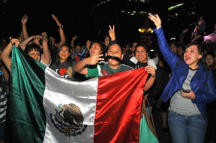 Người dân Mexico cảm thấy hạnh phúc nhất thế giới.