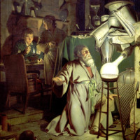 Nicolas Flammel và lời đồn về hòn đá phù thủy