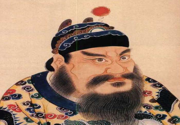 Khắc họa chân dung Tần Thủy Hoàng, hoàng đế đầu tiên của Trung Quốc. (Ảnh: Wikipedia).